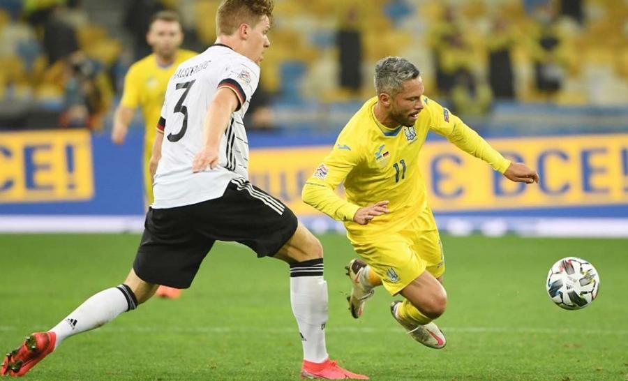 Ukrayna - Almaniya 1:2 -