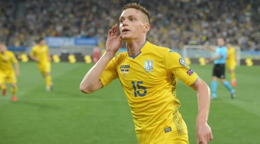 Ukrayna - İspaniya 1:0 -