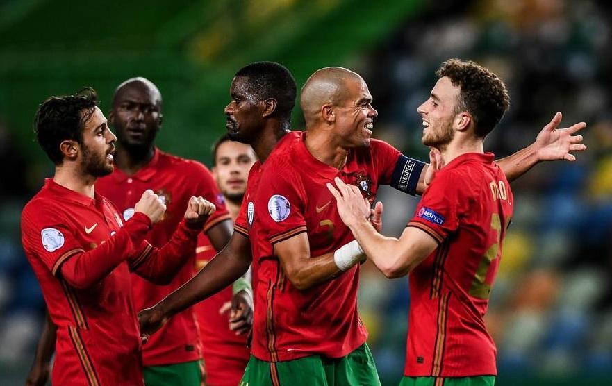 Portuqaliya - İsveç 3:0 -