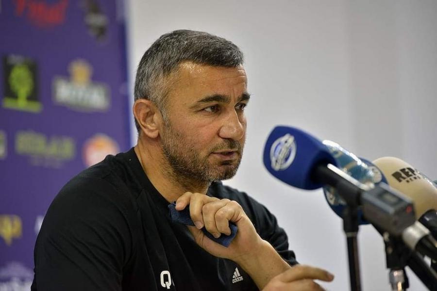 """""""İlk dəfə rəqib baş məşqçiyə ürəkdən uğurlar arzuladım"""" –"""