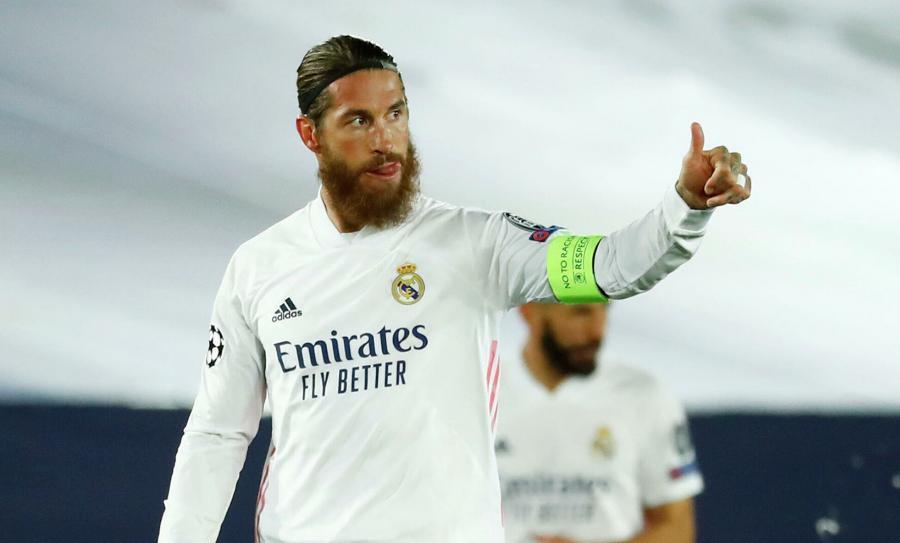 Ramosdan 100-cü qol -