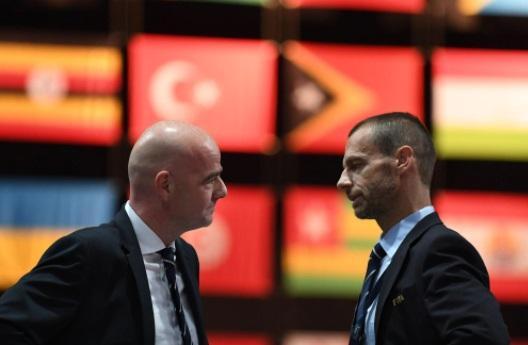 UEFA-dan FİFA-ya təklif -