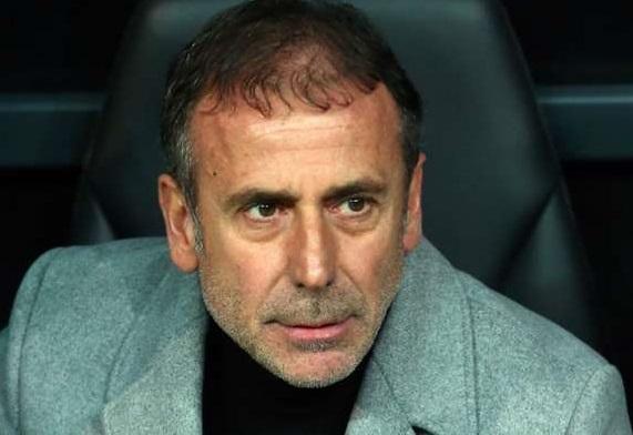 """Abdullah Avcı """"Trabzonspor""""da -"""