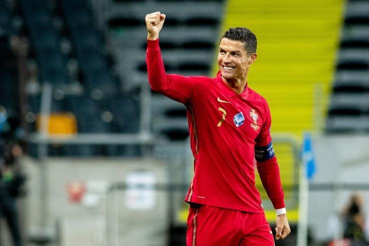 Ronaldodan tarixi uğur -