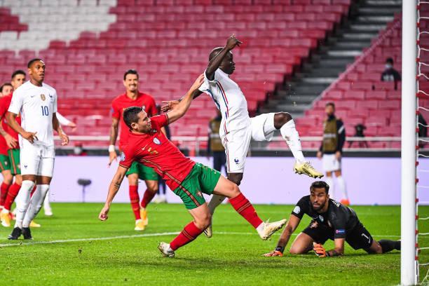 Portuqaliya - Fransa 0:1 -