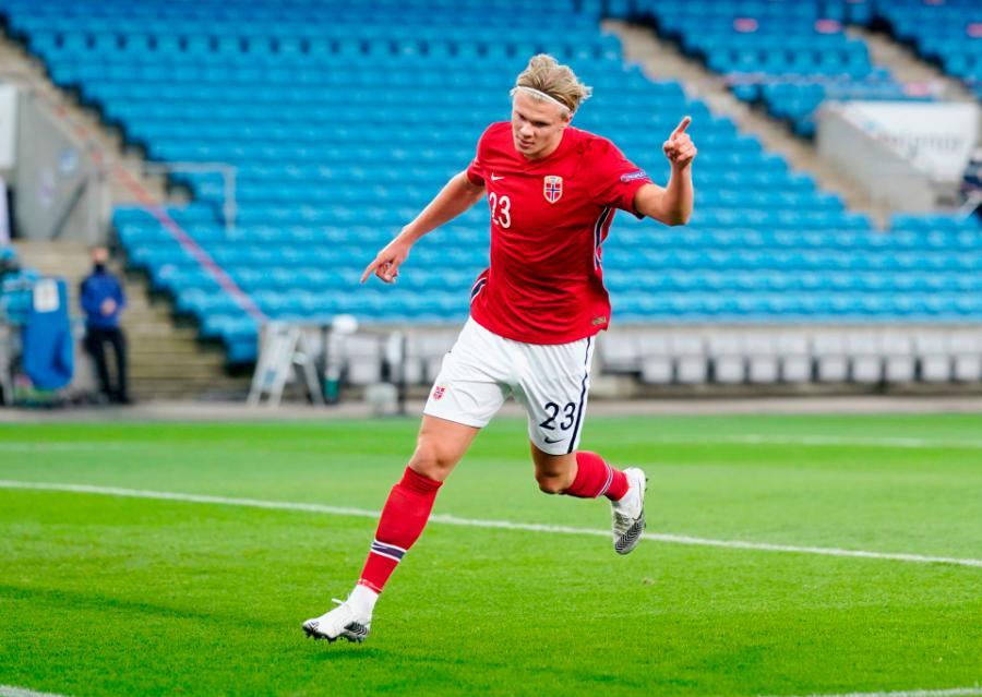 Norveç millisinin oyunçusu ən yaxşı oldu -
