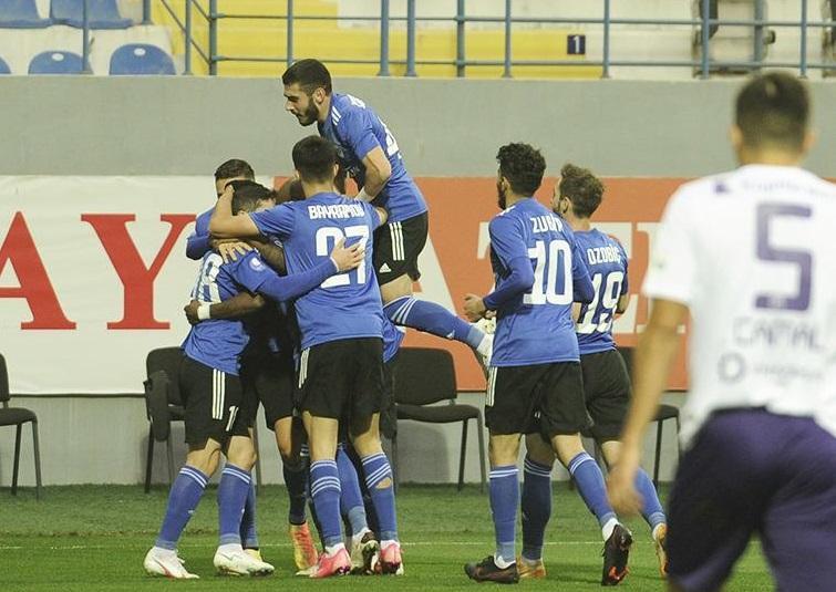 """""""Qarabağ"""" 6-1 """"Sumqayıt"""" -"""