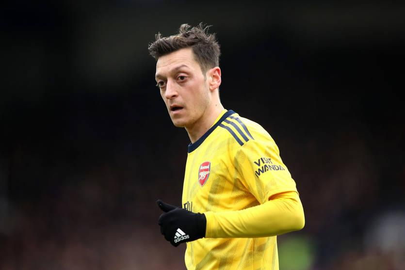 """Özil """"Arsenal""""la razılığa gəldi -"""