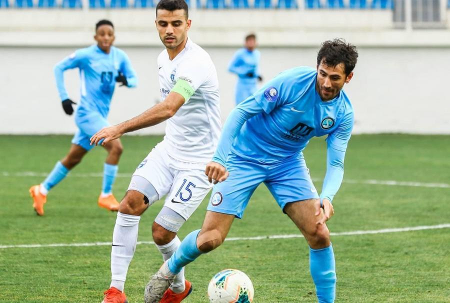 Sabah 1-0 Səbail -
