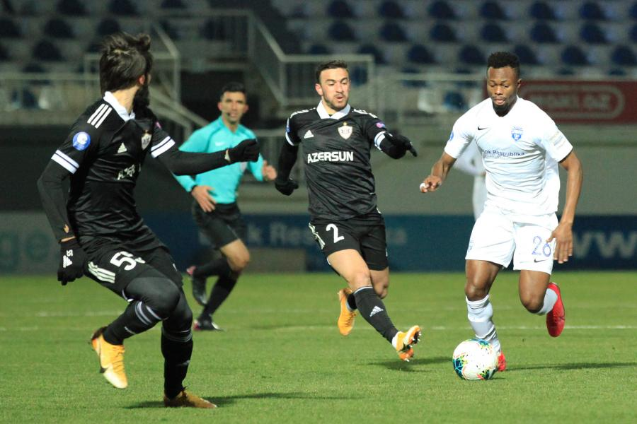 """""""Sabah"""" 1-2 """"Qarabağ"""" -"""