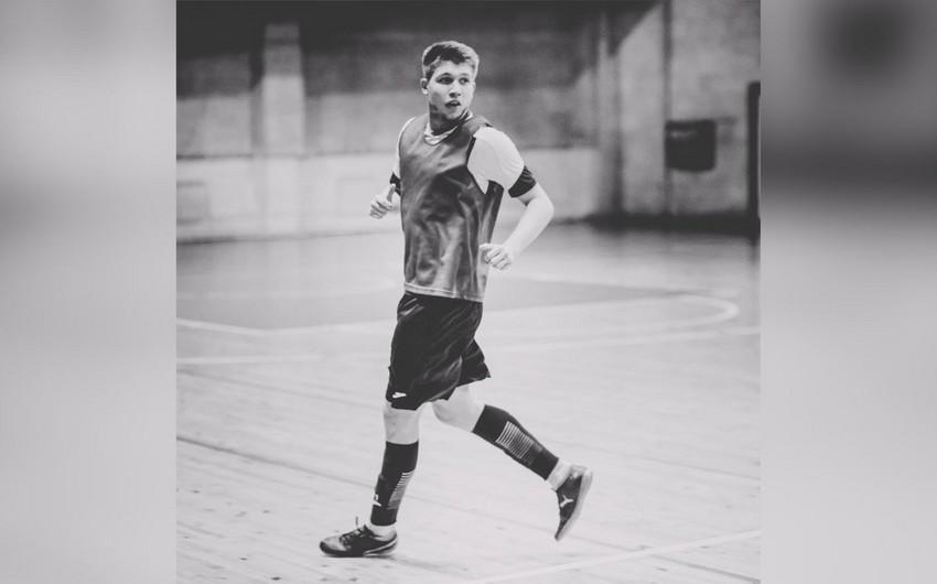 22 yaşlı futbolçu qətlə yetirildi -