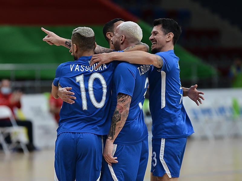 Azərbaycan - Slovakiya 4:1 -