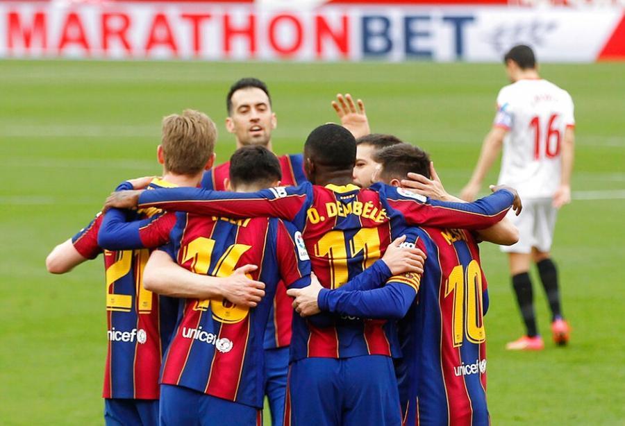 """Barselona"""" 2-ci pilləyə yüksəldi"""