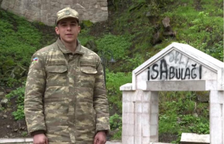 """Şuşadan """"Qarabağ""""a mesaj -"""