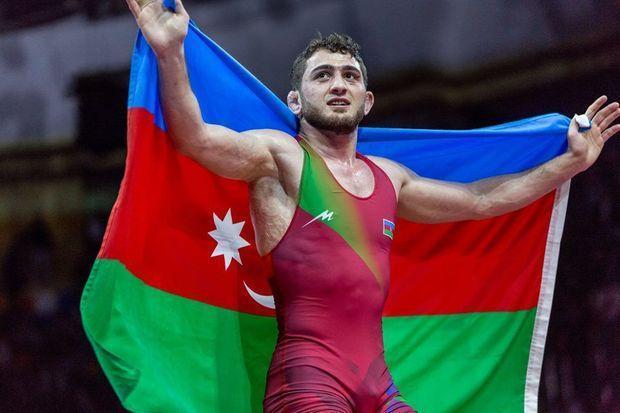Hacı Əliyev bürünc medal qazandı -