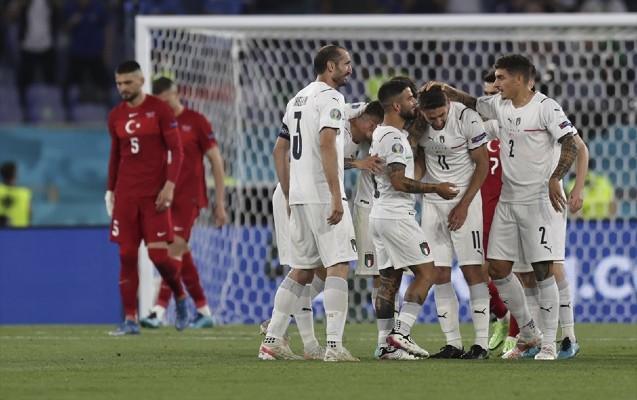 Türkiyə - İtaliya 0:3 -