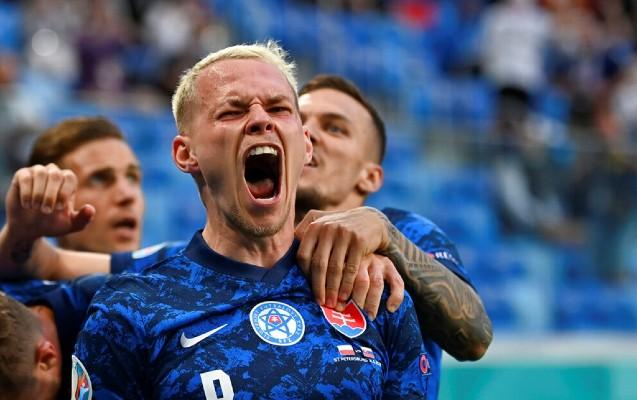 Polşa - Slovakiya 1:2 -