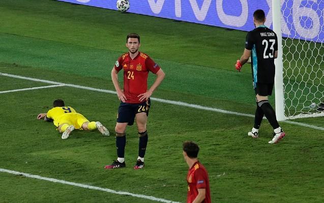 İspaniya - İsveç 0:0 -