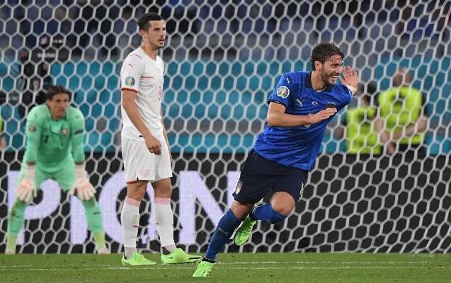 İtaliya - İsveçrə 3:0 -
