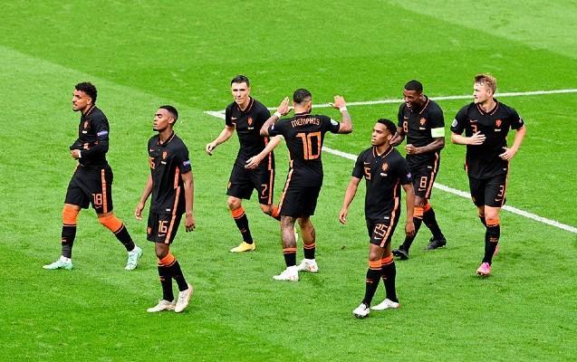 Şimali Makedoniya - Niderland 0:3 -