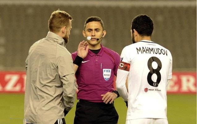 FIFA referimizə yeni təyinat -