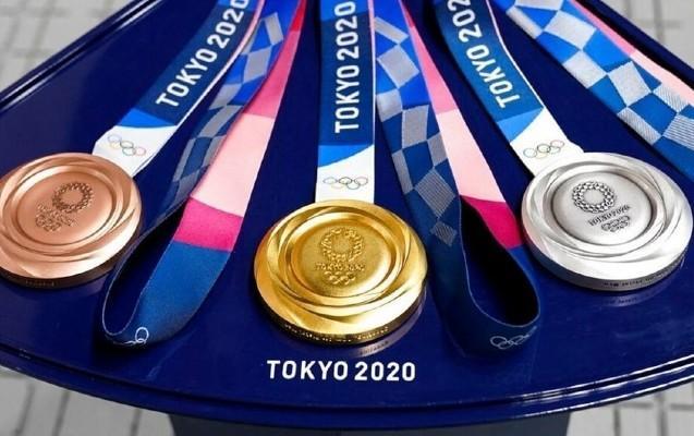 Tokio-2020-də medal sıralaması -