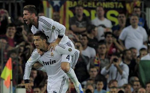 """Ronaldo """"El Klassiko""""nun tarixinə düşdü"""