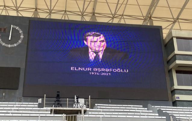 """""""Qarabağ"""" bugünkü oyunda Elnur Əşrəfoğlunun xatirəsini belə anacaq"""