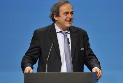 Platini yenidən UEFA-nın prezidenti seçildi
