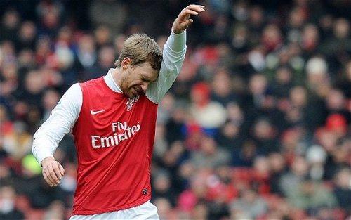 """""""Arsenal""""ın futbolçusu üçün 2016-cı il erkən bitdi"""