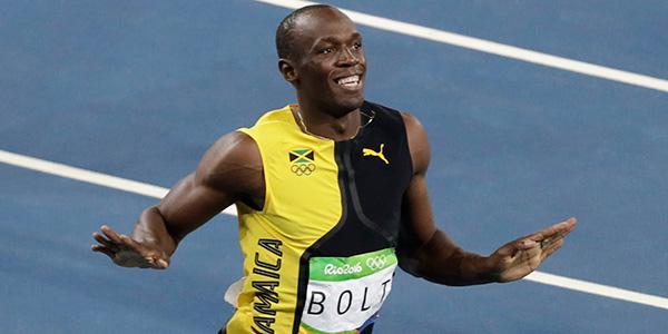 Useyn Boltdan vida mesajı