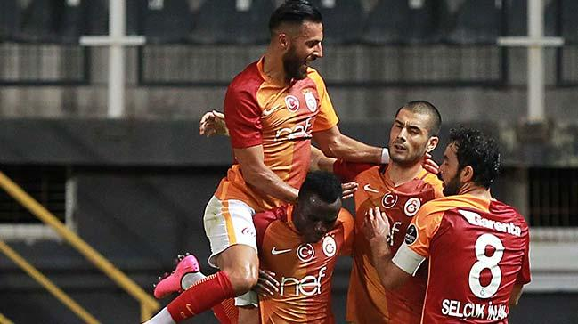 """Qalatasaray"" qalib gəldi, ""Trabzonspor"" uduzdu"