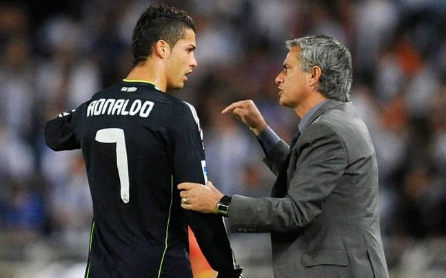 Mourinyodan Ronaldonun transferi haqda açıqlama