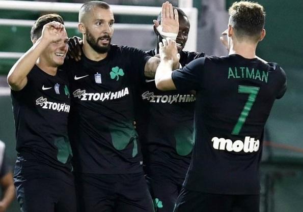 """""""Panatinaikos"""" iştirak ərizəsini UEFA-ya göndərdi"""