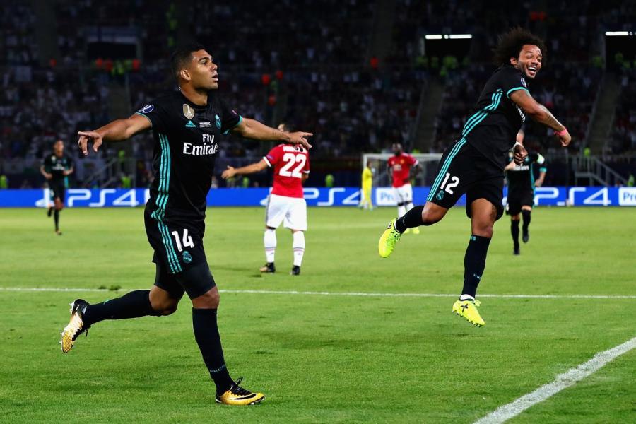 UEFA Superkuboku Madridə getdi - VİDEO