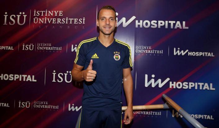 """Roberto Soldado rəsmən """"Fənərbaxça""""nın futbolçusudu! - FOTO"""