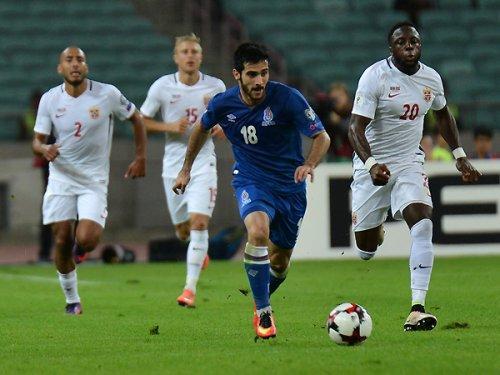 Azərbaycanla oyun üçün 24 futbolçu - siyahı