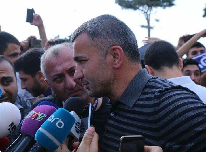 """""""Keçirdiyim hisləri sözlə ifadə edə bilmirəm"""" - Qurban Qurbanov"""