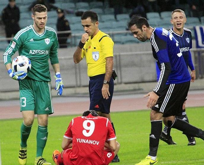 AFFA Şehiçi 3 oyunluq cəzalandırdı