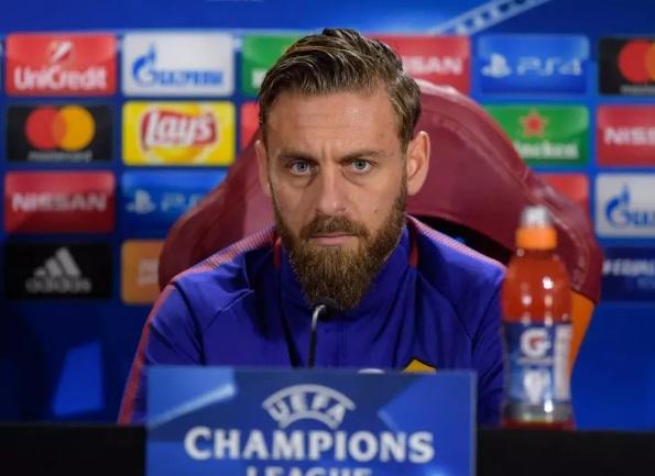 """""""Qarabağ""""la oyun derbilərdən fərqlənmir"""" - De Rossi"""