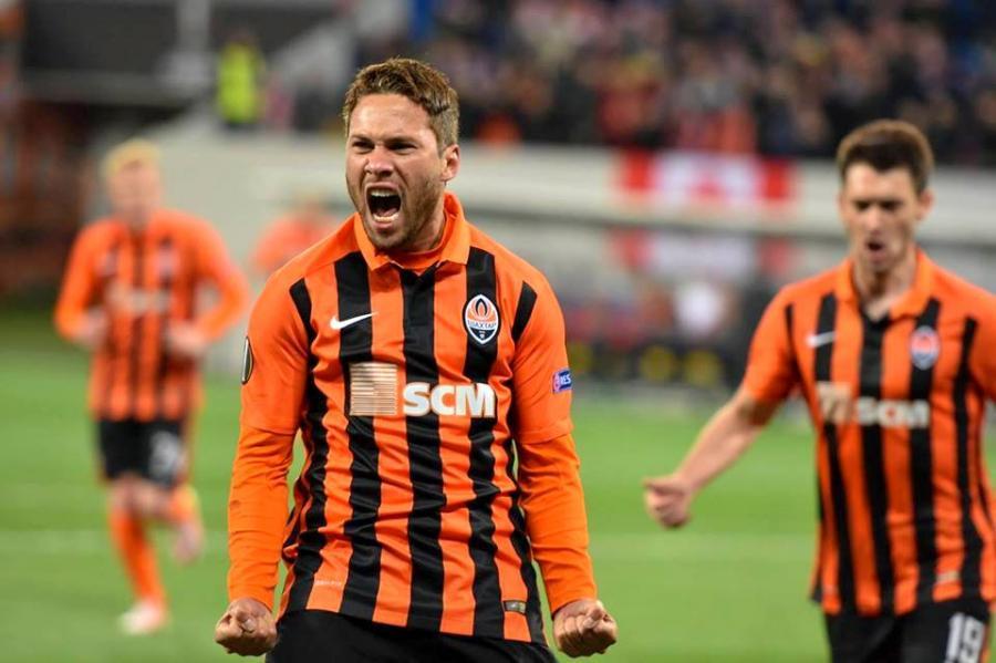 Ukraynanın ən yaxşı futbolçusu odur