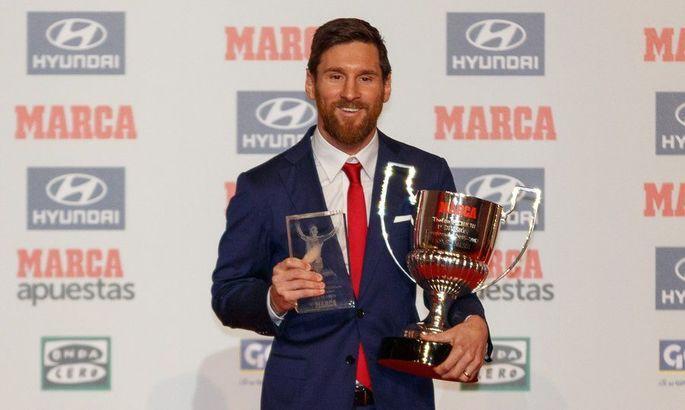 Messi üçün növbəti mükafat