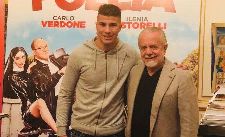 """""""Napoli""""dən rəsmi transfer"""