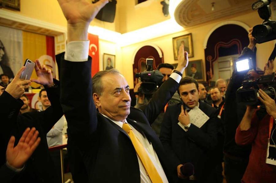 """Qalatasaray""da yeni prezident"