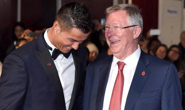 """""""Ronaldo özü özünü yaradıb"""" - Ferqyusson"""