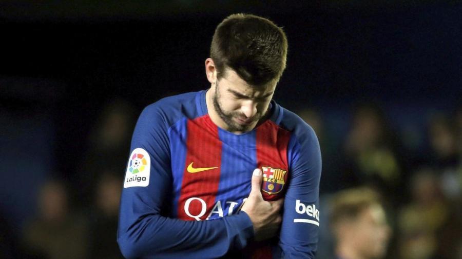 """""""Barselona""""da itki"""