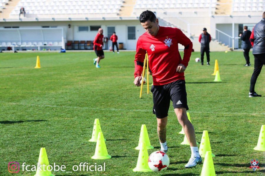 Reynoldo Qazaxıstan klubunda