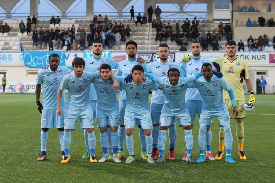 """""""Zirə""""nin 6 futbolçusu """"Qarabağ""""a qarşı oynamayacaq"""