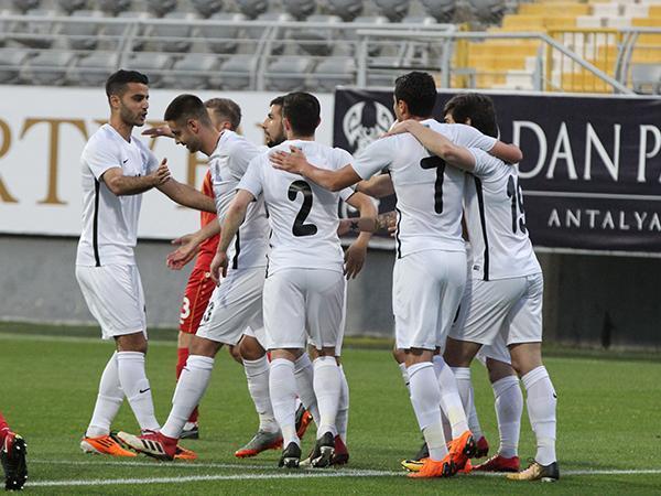 Azərbaycan - Qırğızıstan oyununun başlama saatı açıqlandı
