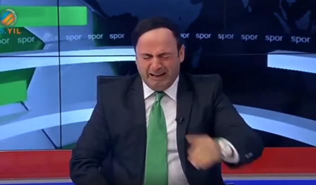 """""""Konyaspor"""" Superliqada qaldı, şərhçi canlı yayımda belə ağladı - <font color=#ff0000>VİDEO</font></strong>"""